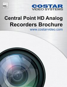 COVER - EH_Costar Video Systems - Central Point HD Analog