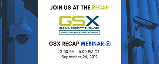 GSX 2019 - Join Us at the Recap